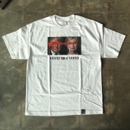 Dissizit Tee - House Of Tards - White