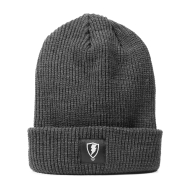 Jugrnaut OG Shield Beanie Dark Grey