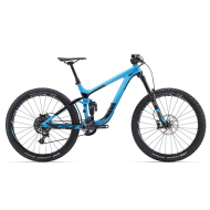 2016 Giant Reign Advanced 27.5 0 Blue/Black