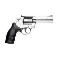 "SMITH AND WESSON 686+ .357 4"" 7 ROUND S.S."