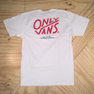 Only NY Pocket T-shirt White