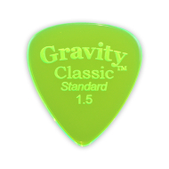 Gravity Picks Hand-Made Guitar Picks
