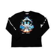 BBC Motion Picture Long Sleeve Black
