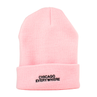 Jugrnaut x Thinsulate Double Side Beanie Pink