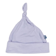 Kickee Pants Knot Hat (Solid Colors) Lilac