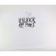 Black Scale Land Of The Trill T-Shirt - White