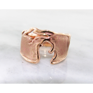 Michigan Copper Ring
