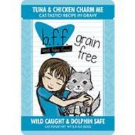 BFF Tuna & Chicken Charm Me 3 oz. Pouch