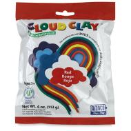 Cloud Clay Red