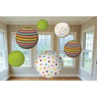 Paper Lanterns - Fisher Price-6pk