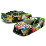 Action 2015 Toyota Camry #18 M&M's Kentucky Win Kyle Busch Nascar 1:24 Scale Diecast Model Car
