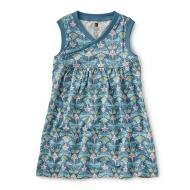 Hidden Butterflies Wrap Dress Monsoon