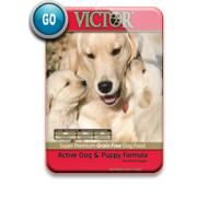 VICTOR Dog Grain Free ACTIVE ADULT PUPPY 30lb