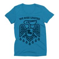 We Rise United Womens Tee