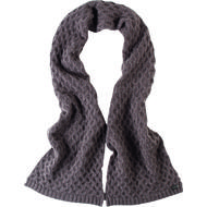 Fraas Cashmere Cable Knit Scarf