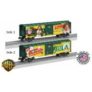 6-83777 Elf Christmas Boxcar