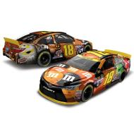 Action 2015 Toyota Camry #18 M&M's Halloween Kyle Busch Nascar 1:24 Scale Diecast Model Car