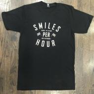 Mens - Om Boys - Black S/S T-Shirts - Smiles Per Hour