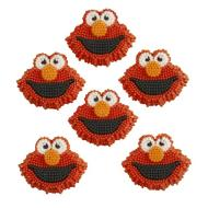 Icing Decorations-Elmo-9pcs-31g