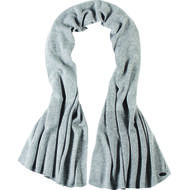 Fraas Cashmere Blend Pointelle Knit Scarf