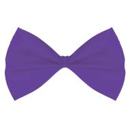 Bow Tie-Purple
