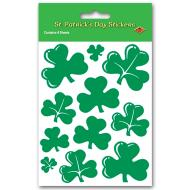 St. Patrick's Day Stickers - 4 Sheets