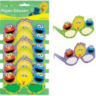 Glasses-Elmo-Paper-6pk