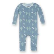 Dusty Sky Cactus Coverall