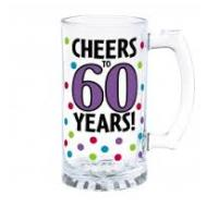 Glass-Takard-60th Birthday-15oz