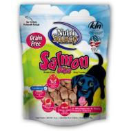 Nutri Source Grain Free Salmon Bites 6oz