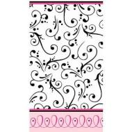 Table Cover-Sweet Wedding-Paper-54'' x 102''