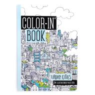 Color-In' Book Urban Cities