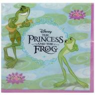 Napkins-LN-The Princess and Frog-16pk-2ply