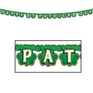 Banner, Happy St. Patrick's Day