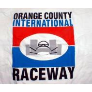 OCIR - Orange County Intl Raceway T-Shirt - White