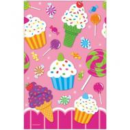 Tablecover-Rectangle-Sweet Shop-Plastic