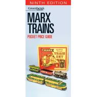 108910 Marx Trains Pocket Price Guide, Ninth Edition