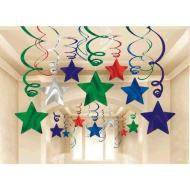 Swirl Decorations Value Pack