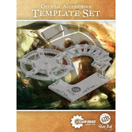 Guild Ball (S1): Template Set