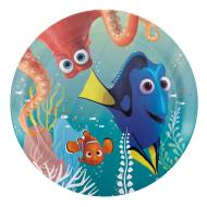 "Finding Dory Plates 6 3/4"" 8pk"