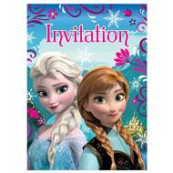 Invitations-Frozen-8pk