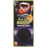 Costume Accessory-Black Base Makeup-1pkg-11.2g