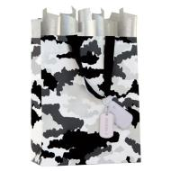 Camo Tote Bag-Medium