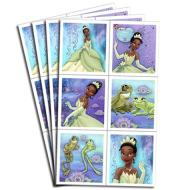 Stickers-Princess and frog-24pk (Discontinued)