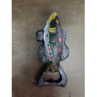 Colorful Bass Bottle Opener