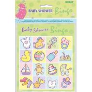 "Bingo Game-Baby Shower-1pkg-9.5""x6.75"""