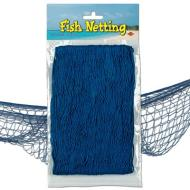Fish Netting-Blue-1pkg-12ft