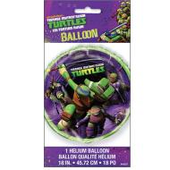 Foil Balloon - Teenage Mutant Turtles - 18''