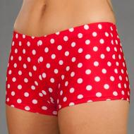 Cuissard Fashion - Pois Blanc