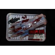 Halloween Accessory-Bloody Hand-1pkg